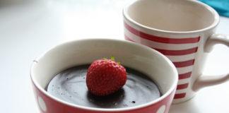 Schokoladenpudding deluxe